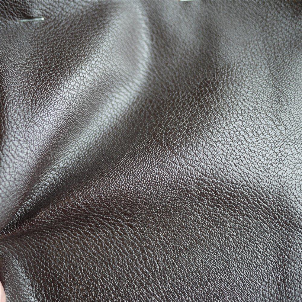 China Ecofriendly Artificial Faux Leather Fabric PVC Imitation ...