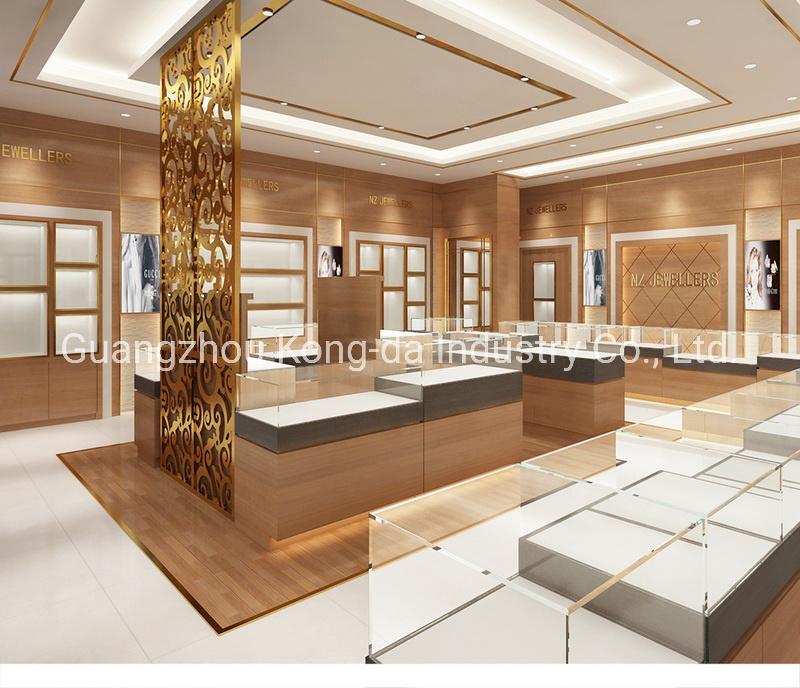 China Creative Jewellery Store Interior Design Showcase Manufacturer China Showcase And Jewellery Store Price