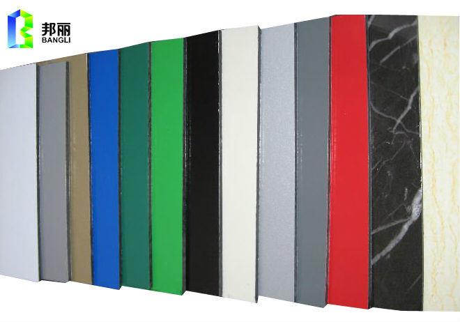 PVDF ACP with 4mm Thickness Aluminium Composite Panels
