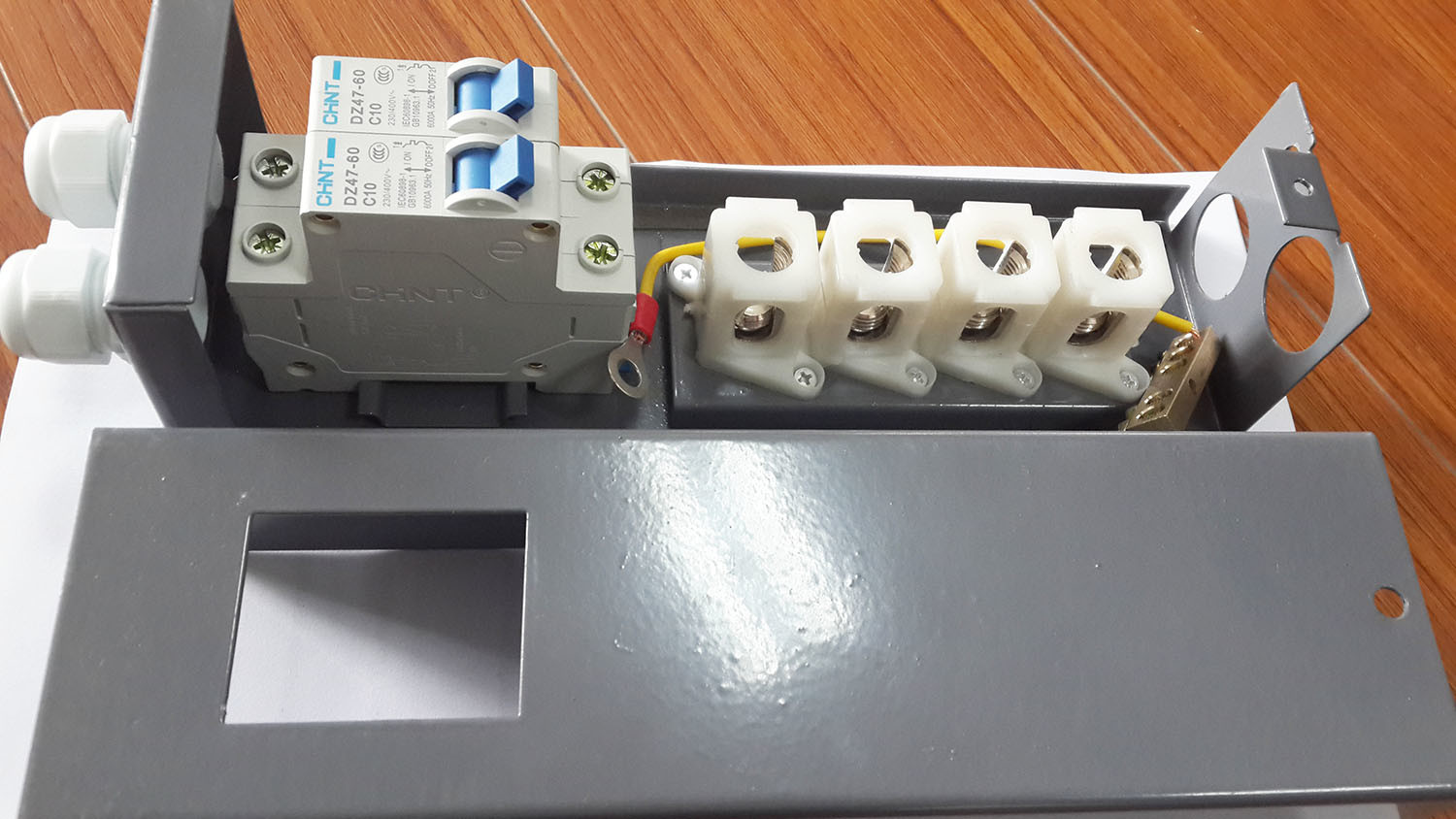 for Lighting Pole System, Cut-off Box, Ternimal Box, Fuse Box, Junction Box