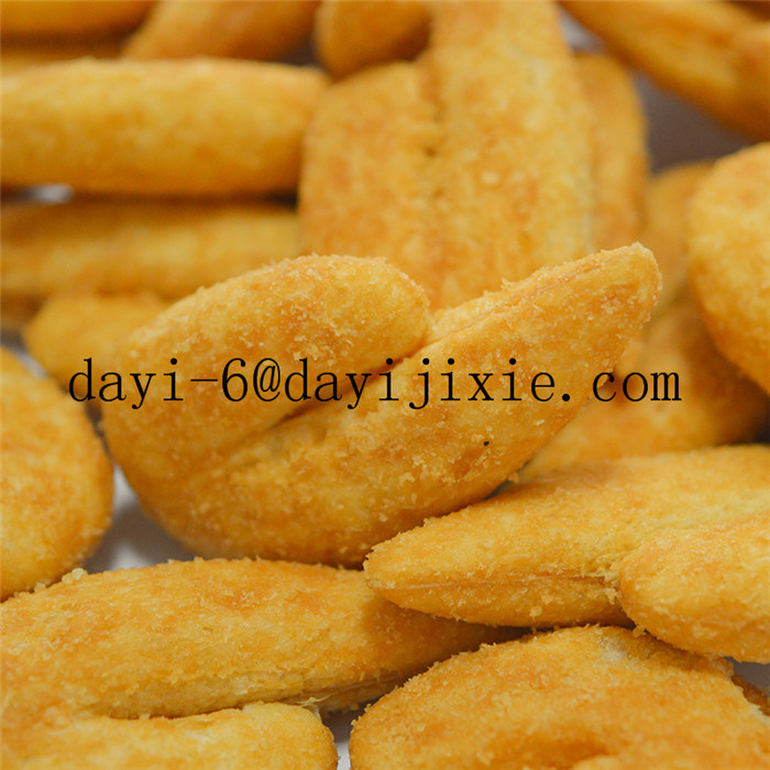 Cheese Puffs Snacks Machine/Cheese Flavor Puffed Snacks Process Line pictures & photos