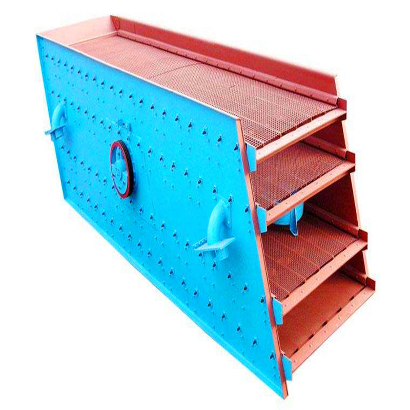 Iron Ore Mining Use Vibrating Screen with Large Capacity pictures & photos
