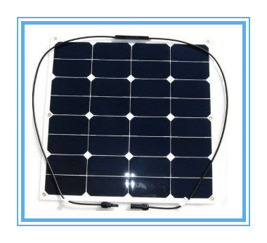 Solar Panel Wall >> China 75w Flexible Solar Panel Wall For Electric Supply Syfd75w M