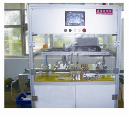 MCB/MCCB Auto Withdraw Voltage Machine Part (MCB HV TEST)