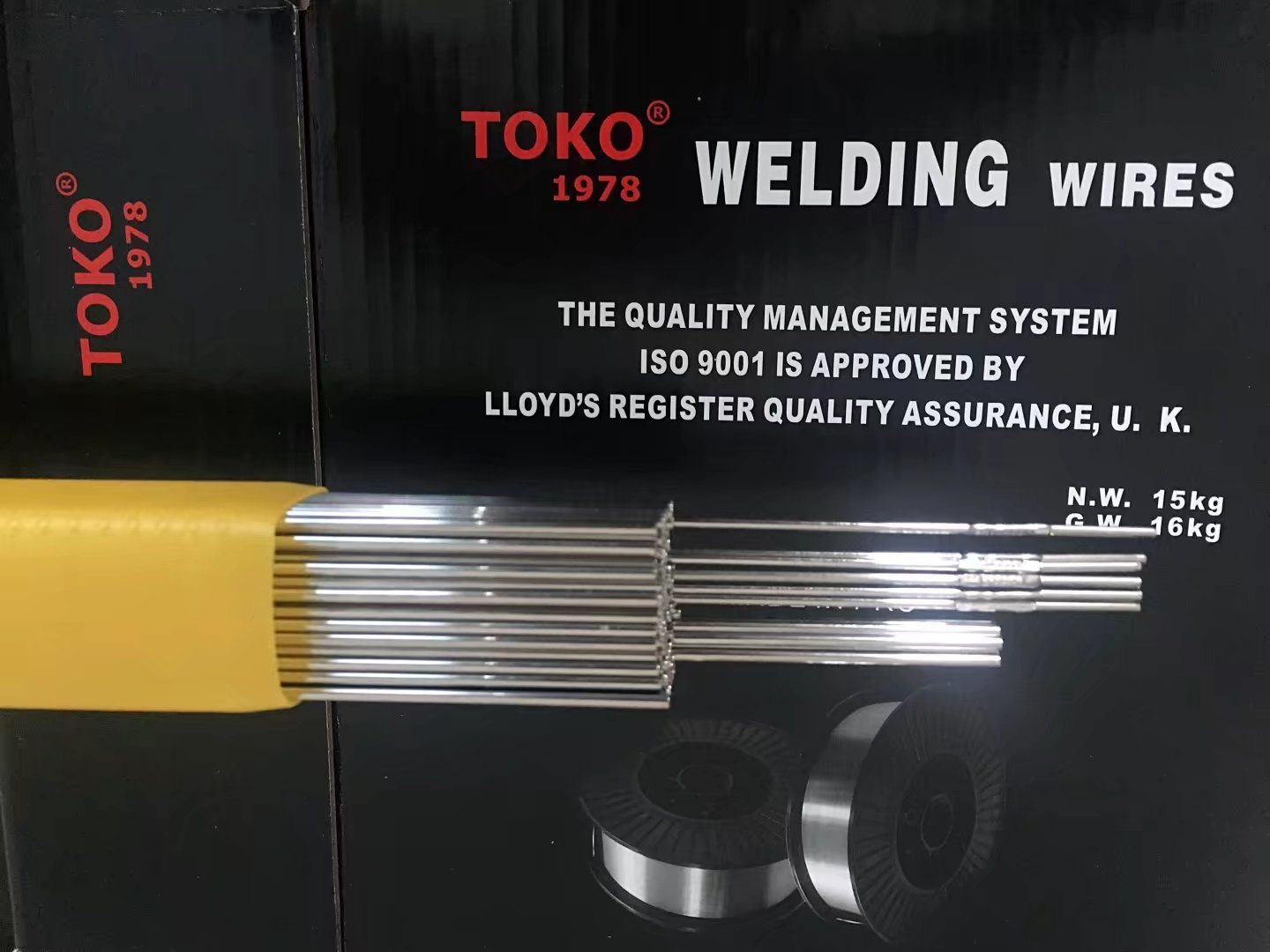 China Duplex Stainless Steel MIG Wire Aws E2209 Photos & Pictures ...