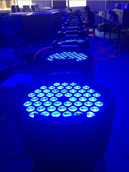 Colorful LED Stage Light Hight Brightness PAR Light Non Waterproof/ Waterproof pictures & photos