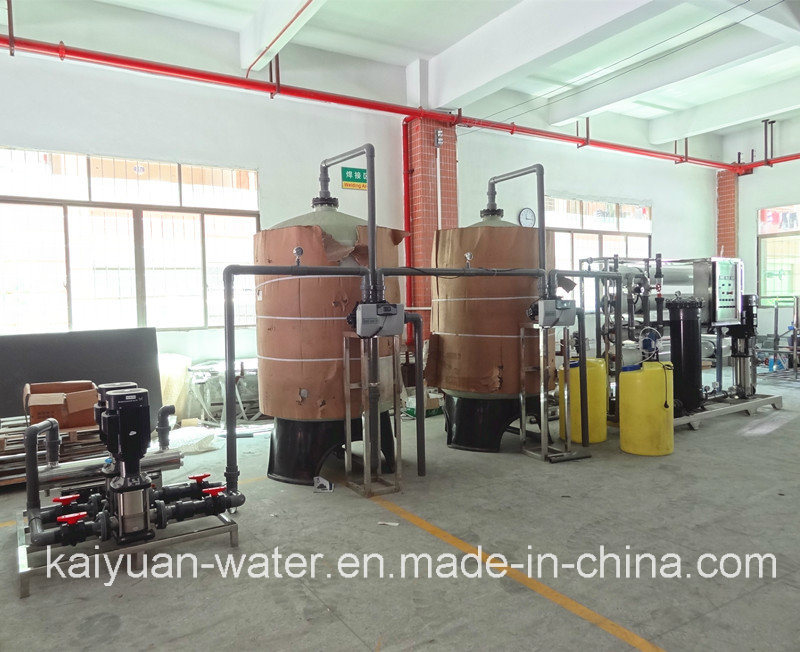 Factory Direct Provide Reverse Osmosis Water Treatment RO Treatment Machine (8000L/H)