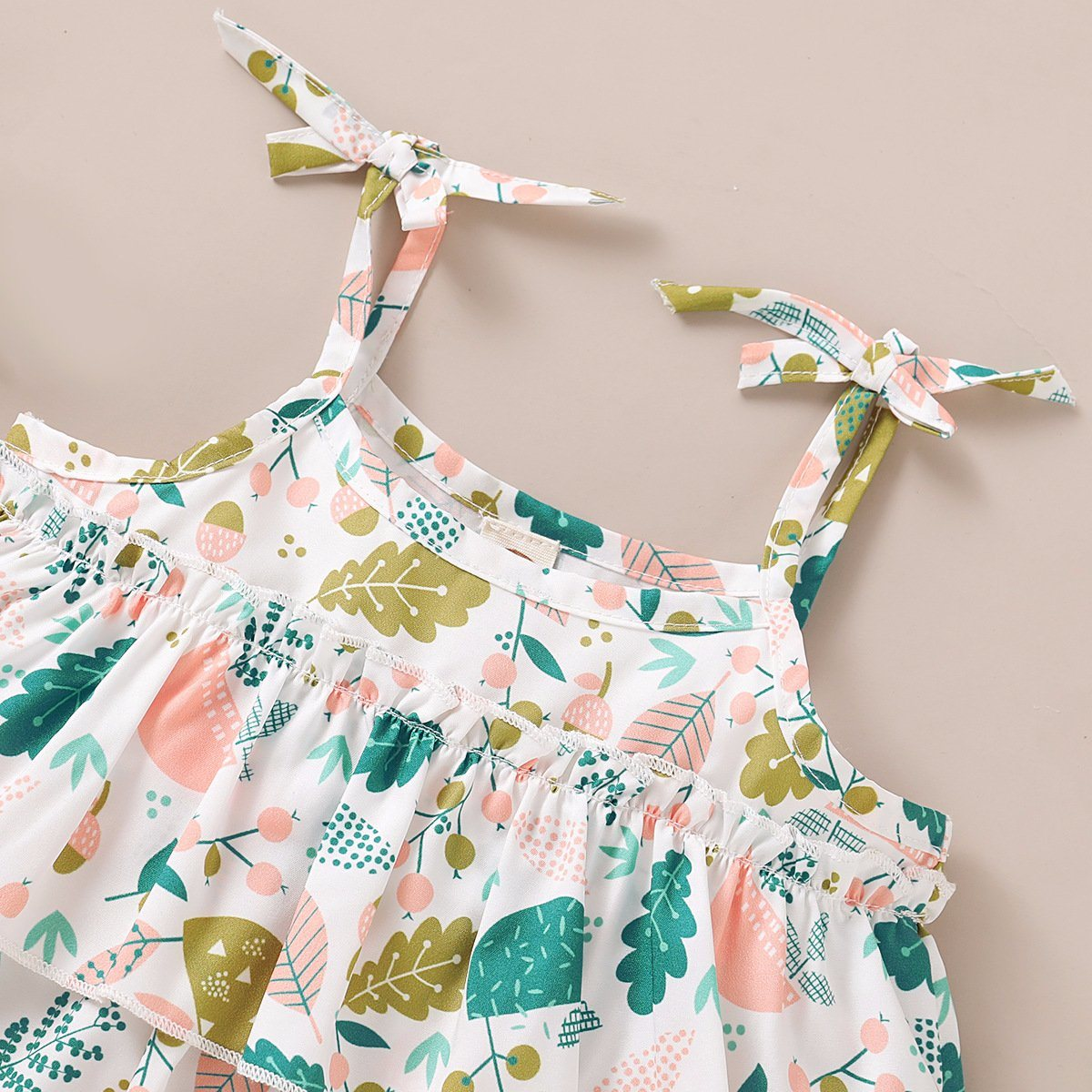 China Cusotmized Summer High Quality 100% Cotton Top and Bottom Fashion Set  Printed Pattern for Baby Girls Kids Children Cool Wearing Clothes Photos &  Pictures - Made-in-china.com