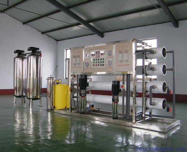 Reverse Osmosis RO System Drinking Water Treatment Plant
