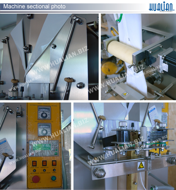 Hualian 2017 Automatic Liquid Packaging Machine (DXDY-1000A/II) pictures & photos