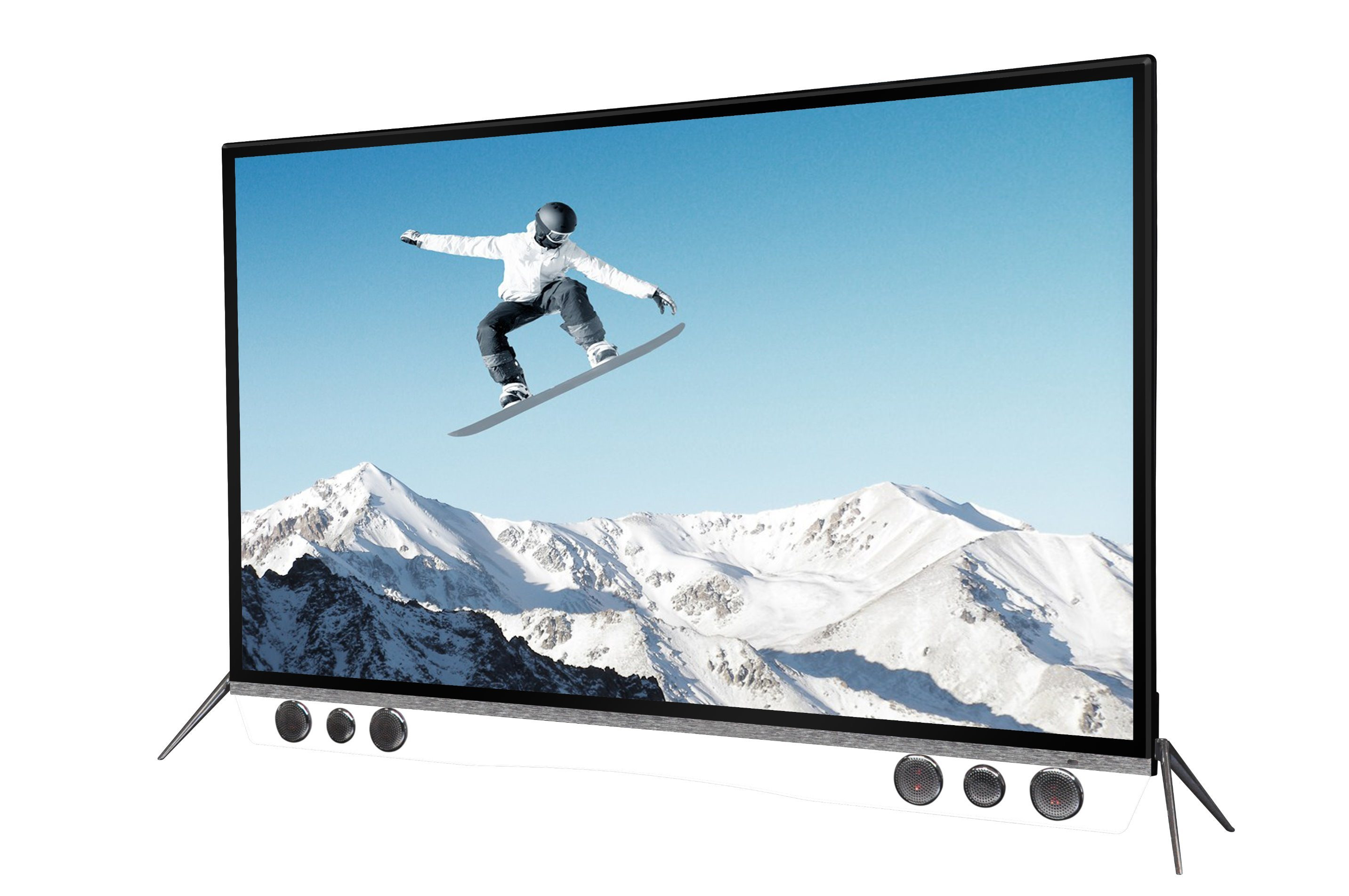 55 Inches Ultra HD 4k LED TV