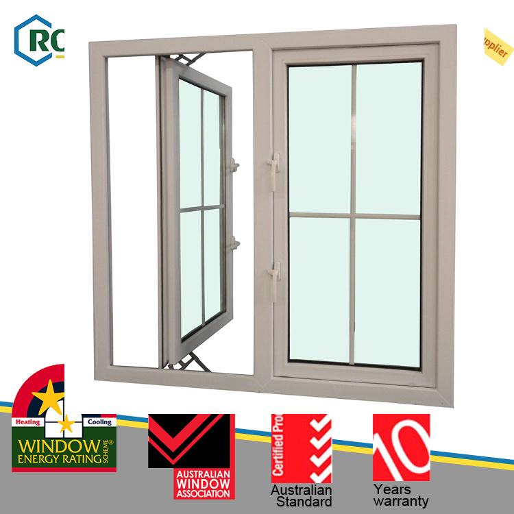 China Pvc Large Gl Windows Doors