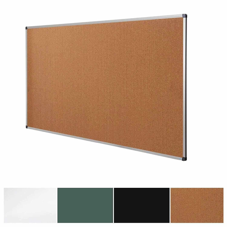 China 10 Custom Aluminum Frame Wall Sheets Pin Bulletin