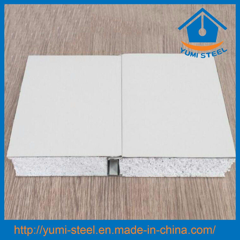 Fireproof Steel Wall Panels : China fireproof steel quartzite insulation foam sandwich