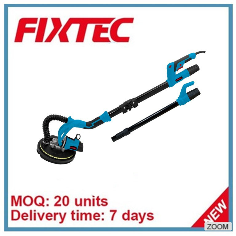 Fixtec Power Tools Hardwall Portable 600W Electric Drywall Sander Sanding Machine