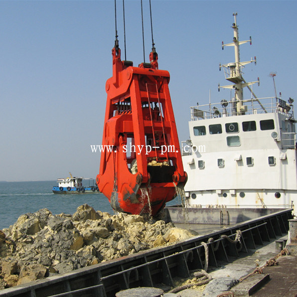 Rope Type Dredging Grab pictures & photos