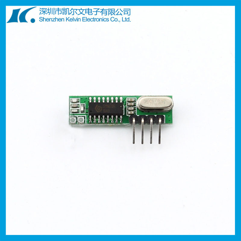 Ce Certification! 433MHz RF Receiver Module Kl-Cw11 pictures & photos