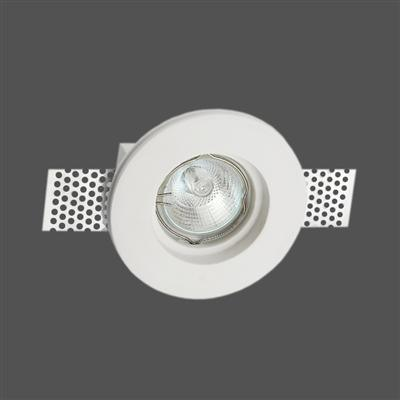 Sixu Ceiling Recess Plaster Lamp Hr-5006