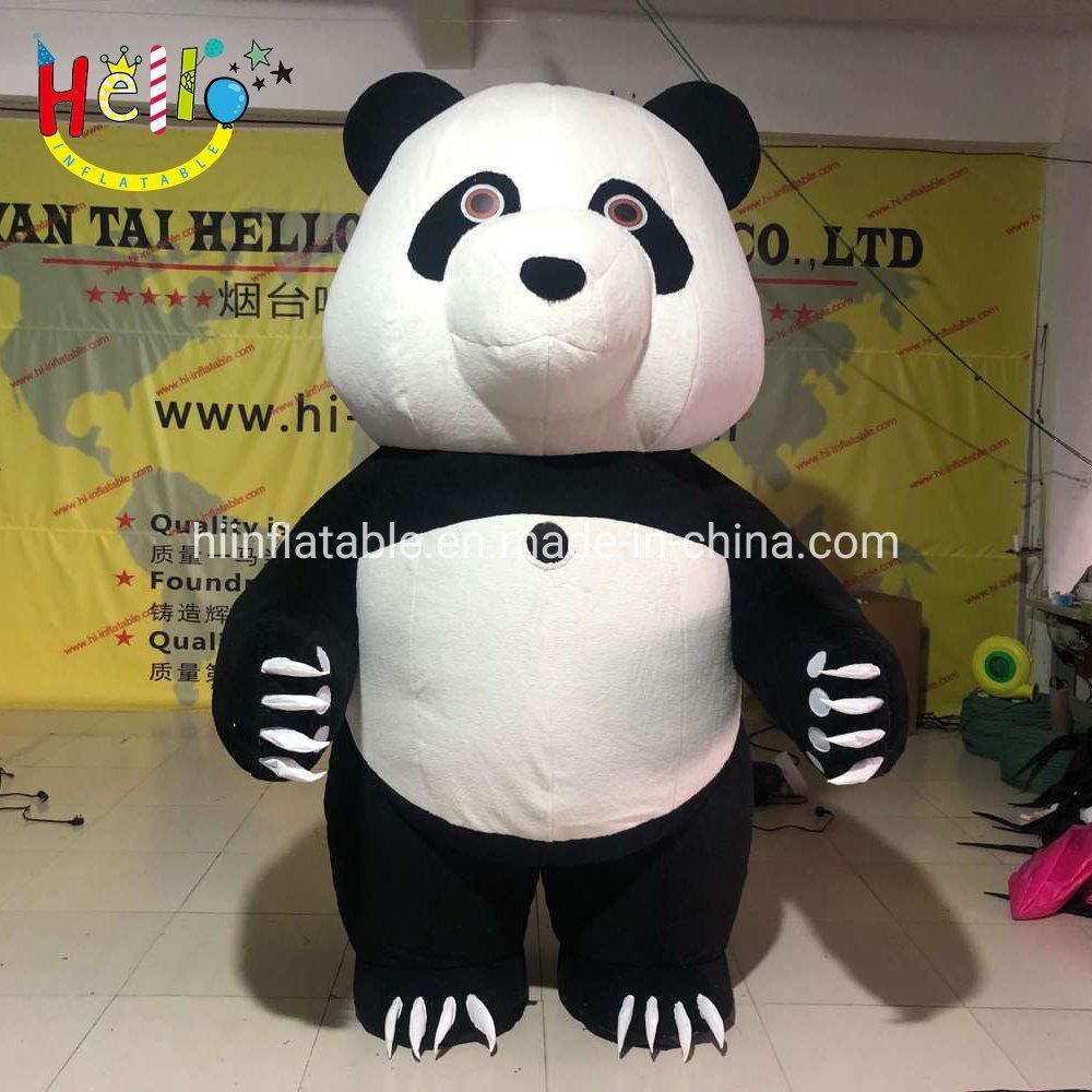 b008dfe60 Customized Soft Plush Material Inflatable Panda Costume. Get Latest Price