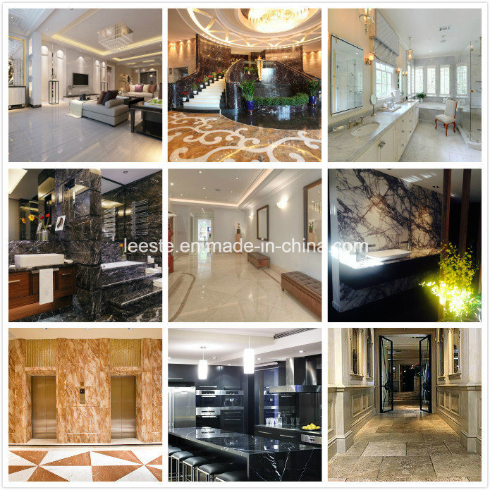 Colorful Natural Marble Construction Material for Building Wall or Floor Decoration pictures & photos