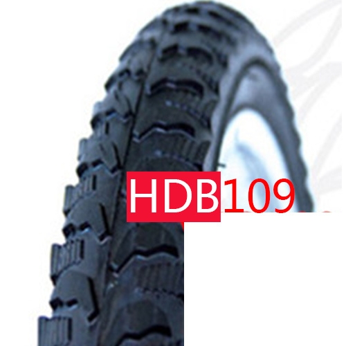 Eco Friendly Rubber New Design Bicycle Tires 26′′ pictures & photos