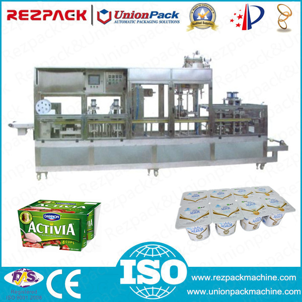 High Quality Yogurt Cup Form-Fill-Seal Packaging Machine (RZ-8L)