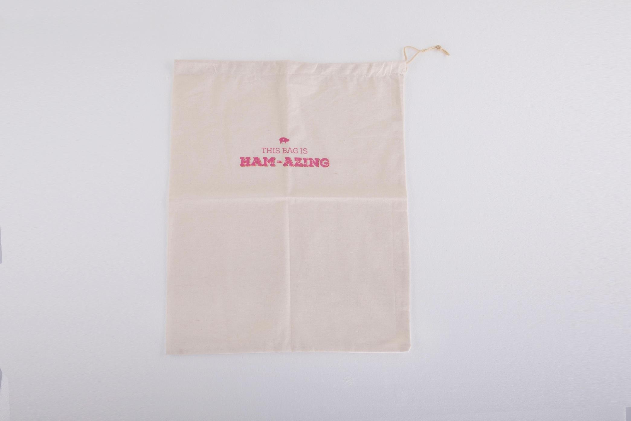 Hot Item Cotton Drawstring Bag Custom Canvas Bags Laundry Bulk