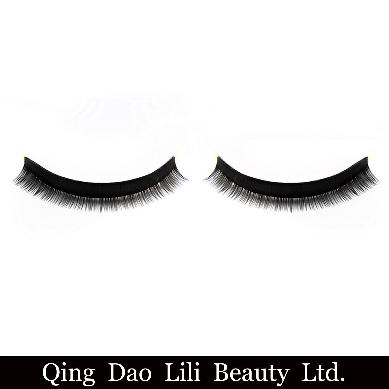 China Wholesale Individual Eyelash Extension Natural Makeup False