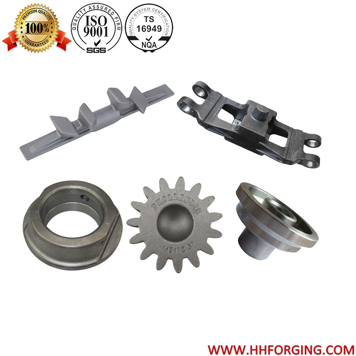 High Quality Hot Die Forging, Steel Forging, Aluminium Forging, Brass Forging, Titanium Forging