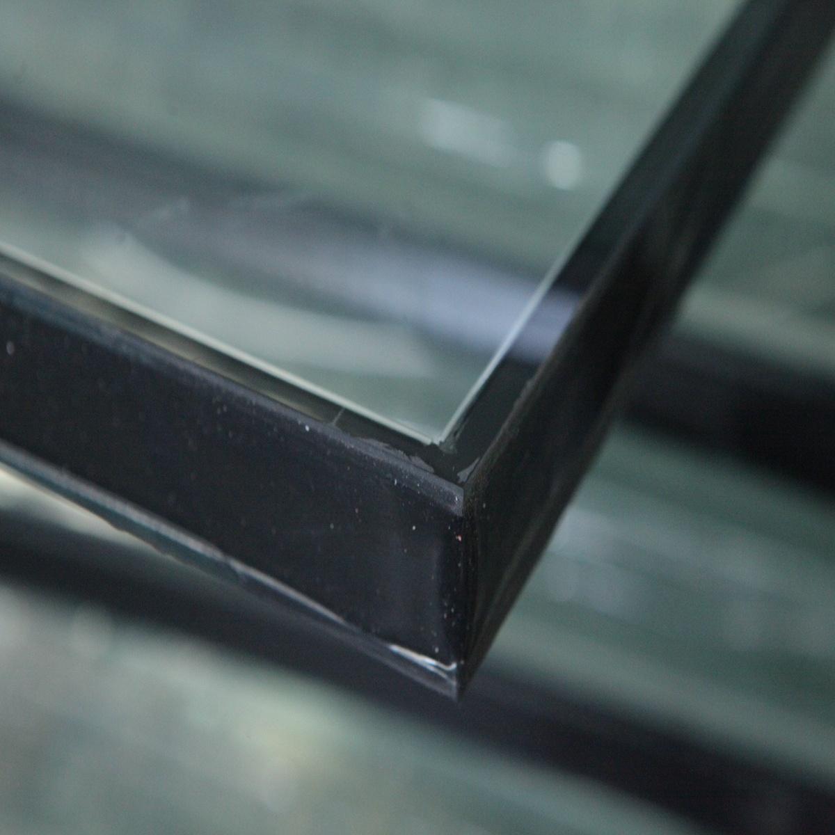 China Double Glazed Anti Fog Glass Door For Freezerrefrigerator