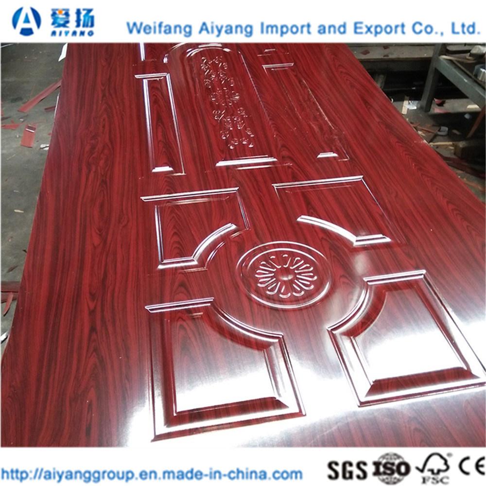China Supplier Modern Decorative Interior Door Skin Panels Photos
