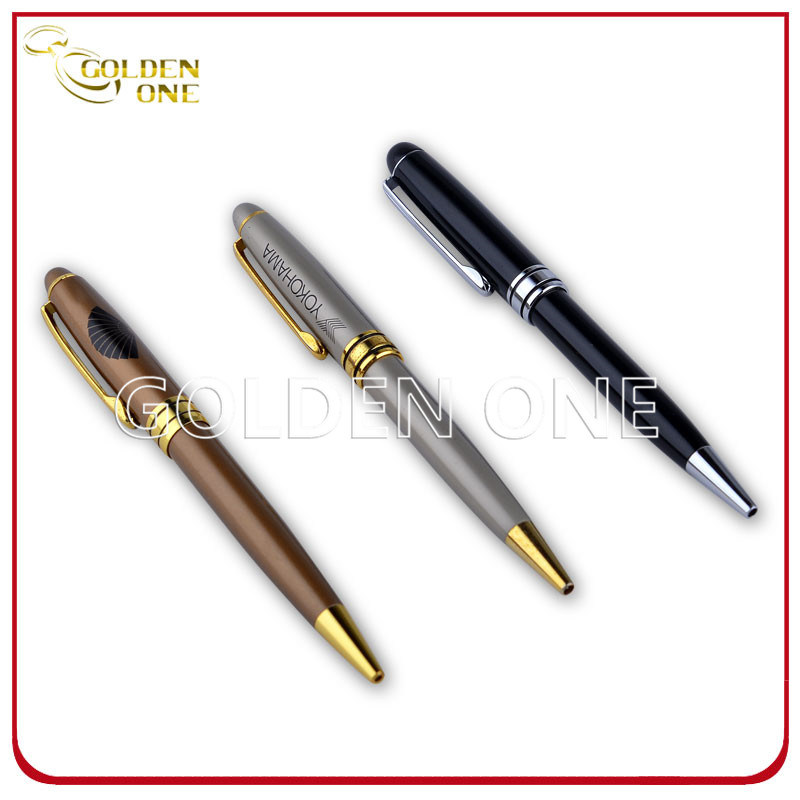 Customized Printed Top Quality Executive Gift Metal Ball Pen
