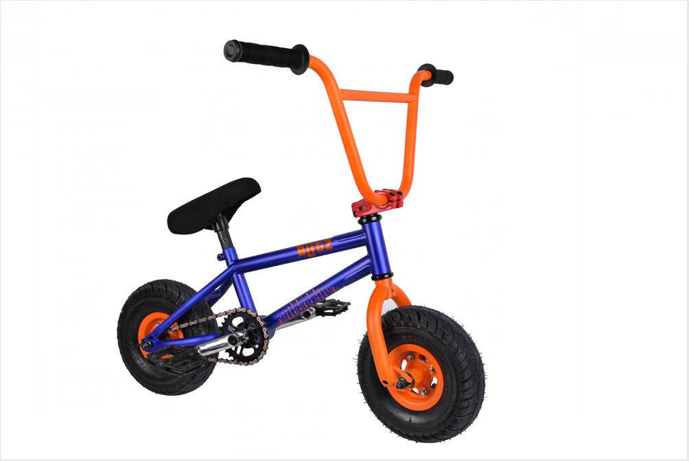 China 10′′ Chromoly Material Frame Mini BMX Freestyle Bikes - China ...