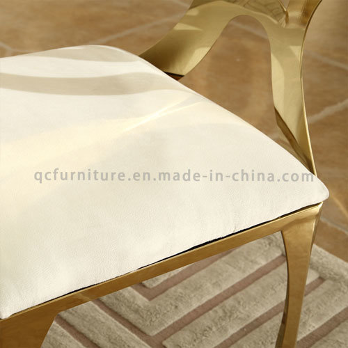 Modern Banquet Stainless Steel Dining Chair pictures & photos