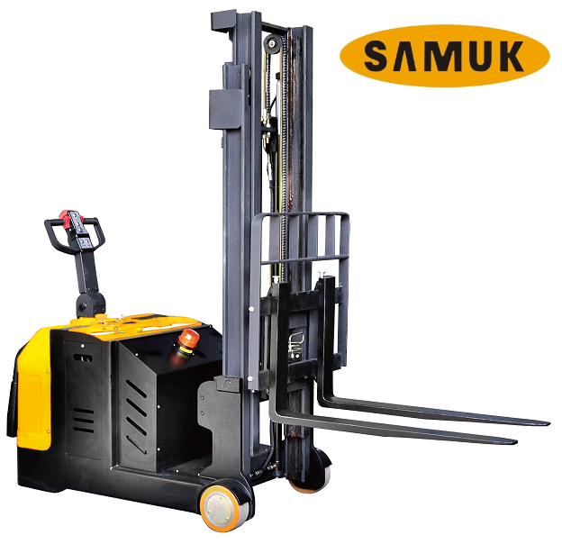 Counter Balance Electric Power Stacker 1.0-1.5ton