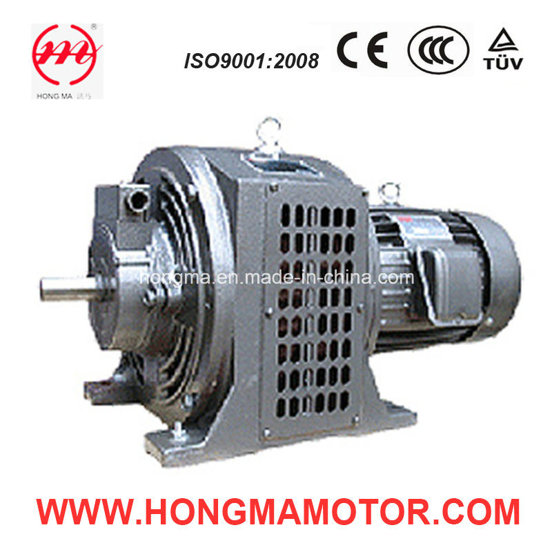China Yct Three Phase Electro Magnetic Sd Regulation Asynchronous Induction Electric Motor