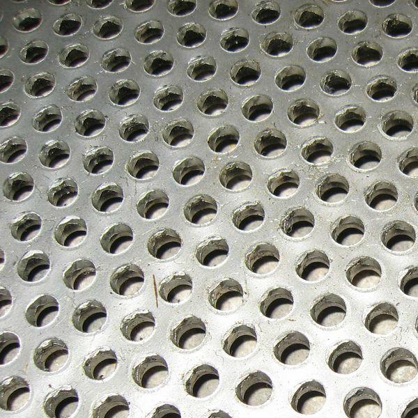 Laser cut aluminum sheet metal