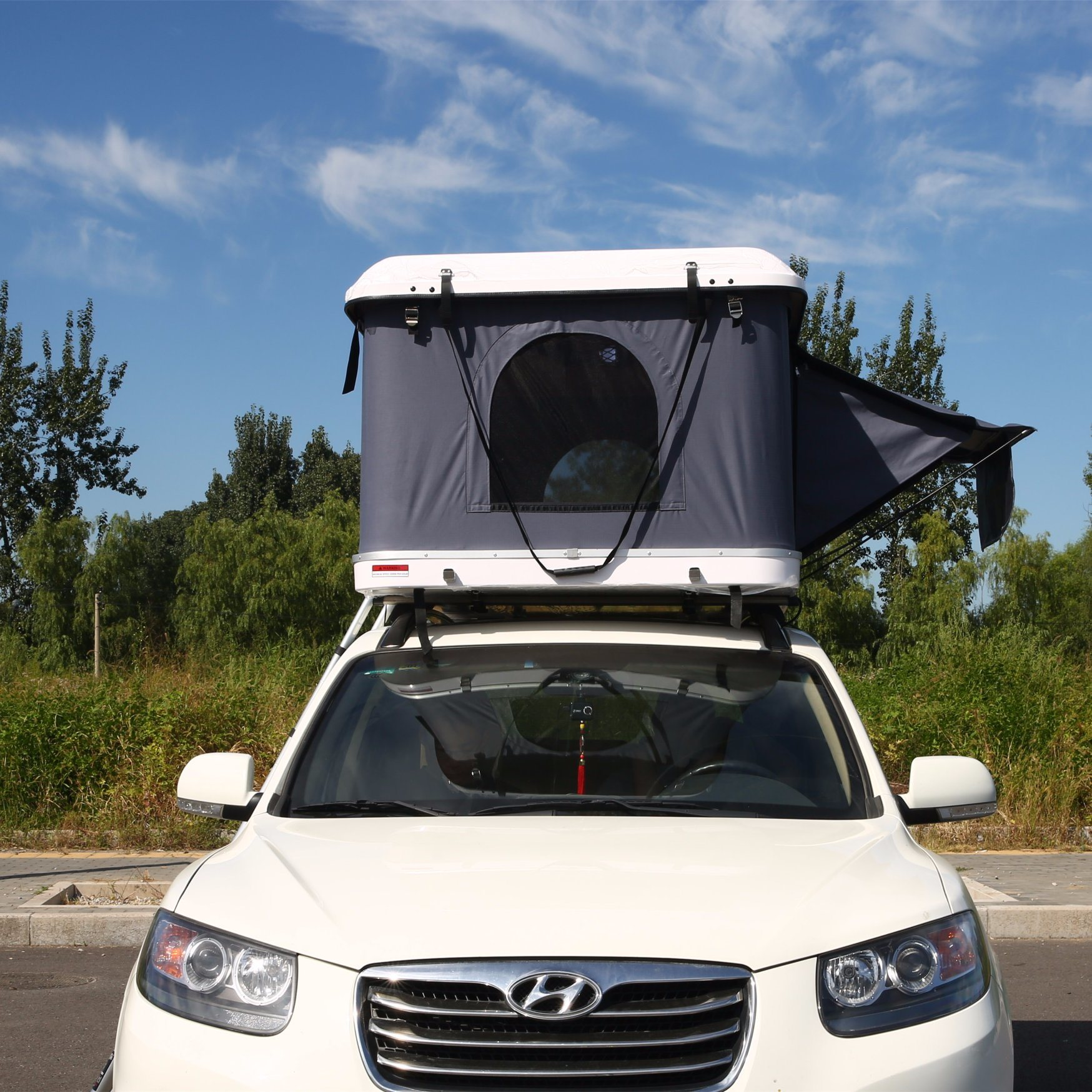 [Hot Item] Jeep Roof Top Camper Trailer Roof Tent