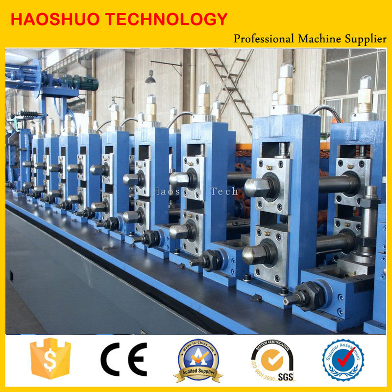 Straight Seam Pipe Mill with High Frequency Welding pictures & photos