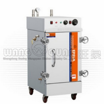 Commercial Single Deck Rice Steamer Cabinet Machine