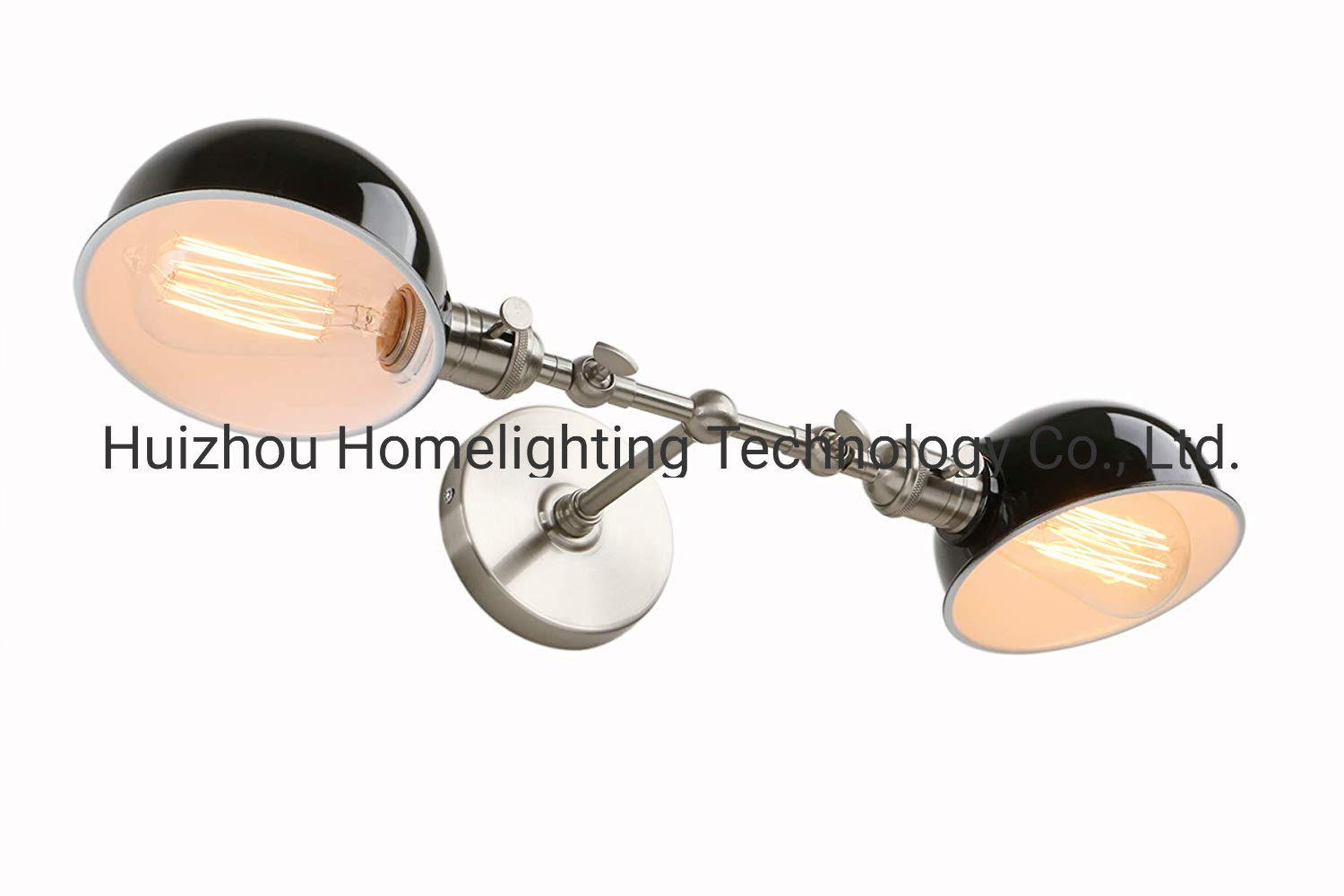 Image of: China Jlw Tl11 Vintage Style Industrial Wall Light 2 Light Wall Sconce China Modern Wall Lamp Double Wall Lamp