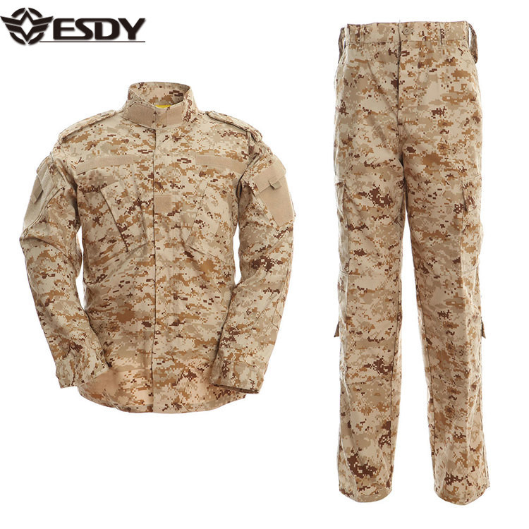 [Hot Item] Military Usmc Acu Army Combat Hunting Uniform for Wargame  Paintball