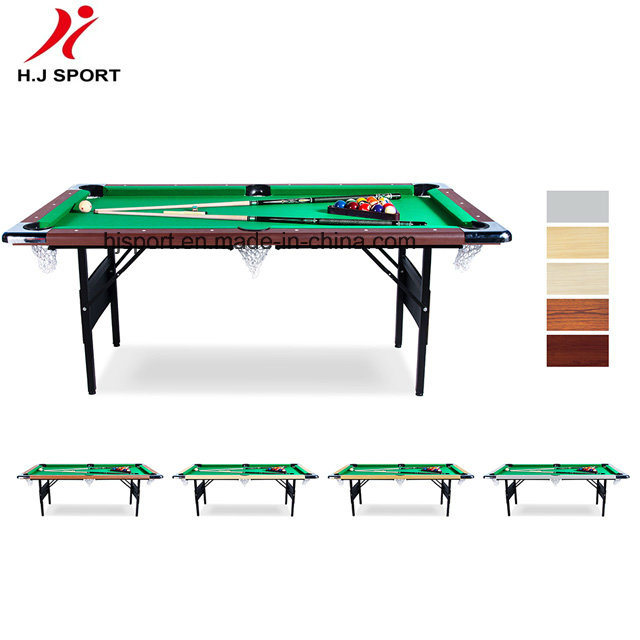 China 4ft Small Size Indoor Toy Game Mdf Sports Billiard Pool