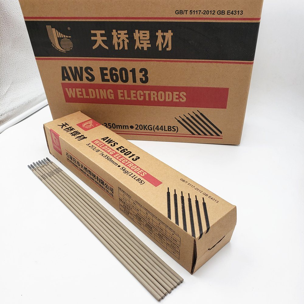 Cheap Raw Material of E6013 Welding Electrode