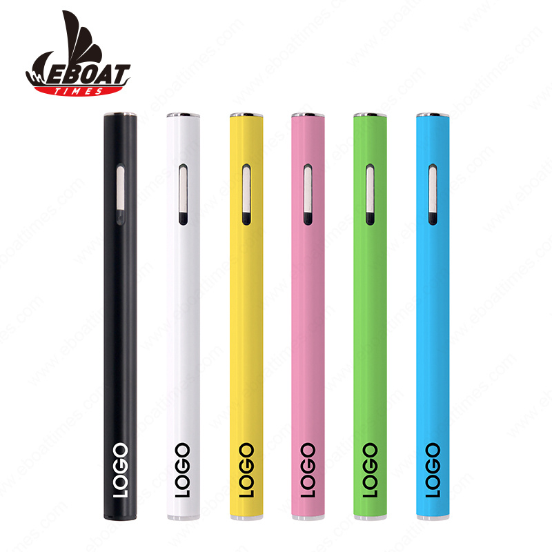 Unique Products 2019 Eboat O6 Wholesale Vaporizer Pen Cbd Oil Atomizer No Leaking Much Vapor Disposable Vape Pen Electronic Cigarettes pictures & photos