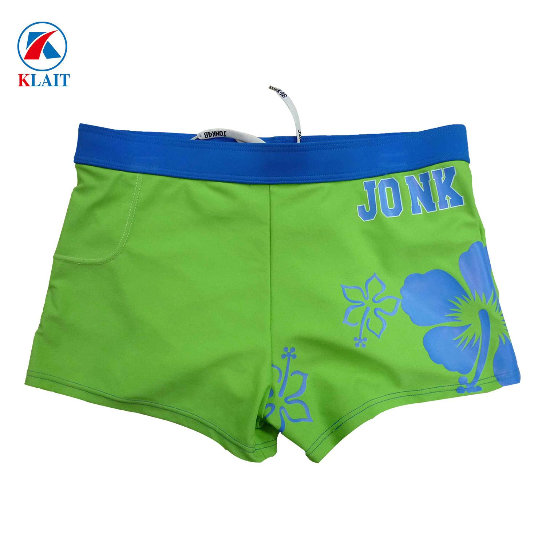 6c938a84bbe65 China Oeko-Tex Custom Boys Swim Shorts Nylon Swimming Trunk for Kids -  China Kids Swimwear, Kids Beachwear