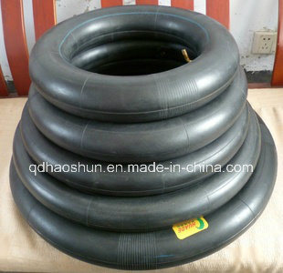 Natural Rubber Butyl Rubber 2.50-17 Motorcycle Inner Tube