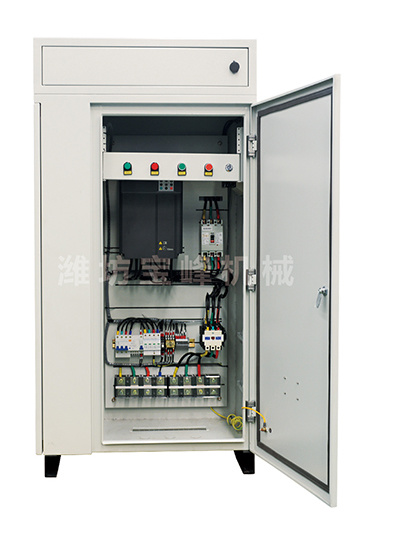 Screw Pump Electric Control Panel VSD VFD Frequency Control Cabinet pictures & photos