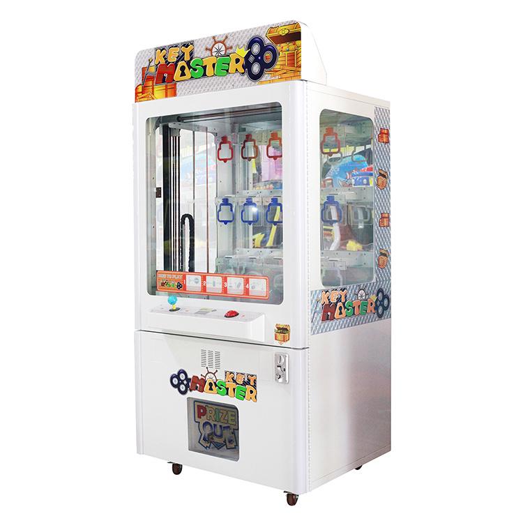 China Prize Key Master Game Machine Vending Game Machine ...