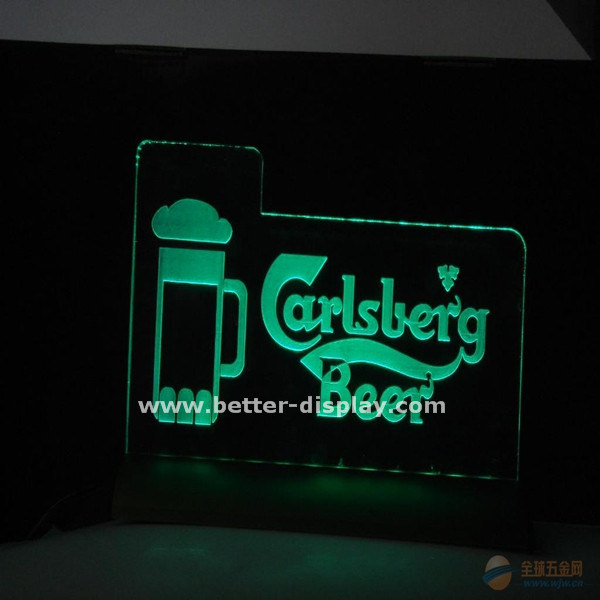 [Hot Item] Acrylic LED Advertising Light Board